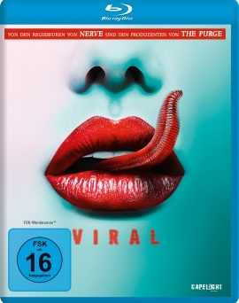 "Das Blu-ray-Cover von ""Viral"" (© Capelight Pictures)"