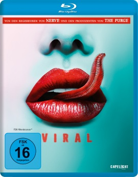 "Das Blu-ray-Cover von ""Viral"" (© Capelight Pictures)"
