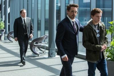Peter möchte von Tony Stark akzeptiert werden (© Sony Pictures Germany)