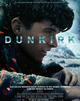 """Das Plakat von """"Dunkirk"""" (© Warner Bros Pictures)"""