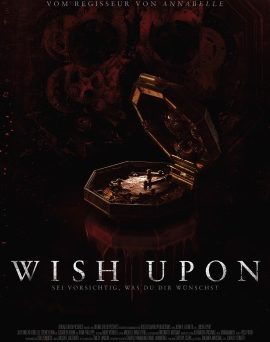 "Das Plakat von ""Wish Upon"" (© Splendid Film)"