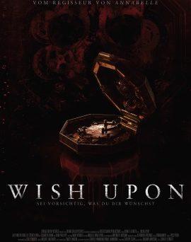 """Das Plakat von """"Wish Upon"""" (© Splendid Film)"""