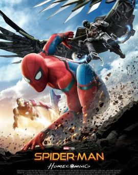 "Das Plakat von ""Spiderman: Homecoming"" (© Sony Pictures Germany)"