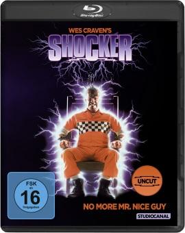 "Das Blu-ray-Cover von ""Shocker"" (© StudioCanal)"