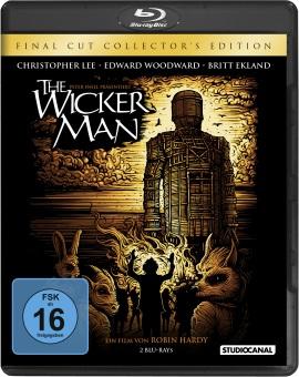 "Das Blu-ray-Cover von ""The Wicker Man"" (© StudioCanal)"