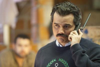 Pablo Escobar tut alles, um sein Regiment aufrecht zu erhalten (© Polyband)