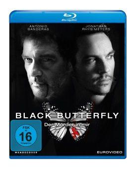 "Das Blu-ray-Cover von ""Black Butterfly"" (© EuroVideo)"