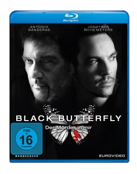 "Das Blu-ray-Cover von ""Black Butterfly"" (© EuroVideo)"