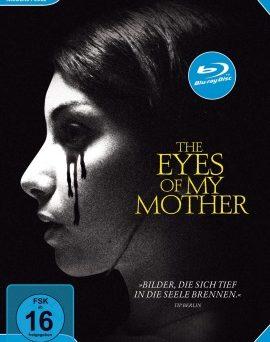 """Das Blu-ray-Cover von """"The Eyes of My Mother"""" (© Bildstörung)"""