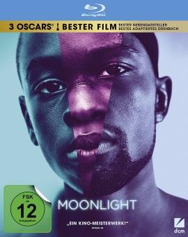 """Das Blu-ray-Cover von """"Moonlight"""" (© DCM)"""
