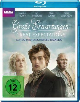 """Das Blu-ray-Cover von """"Große Erwartungen - Great Expectations"""" (© Polyband)"""