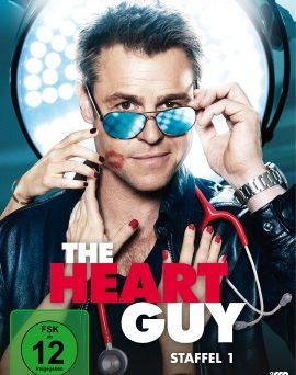 """Das DVD-Cover der ersten Staffel von """"The Heart Guy"""" (© Polyband)"""