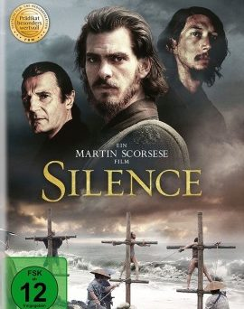 "Das DVD-Cover von ""Silence"" (© Concorde Home Entertainment)"