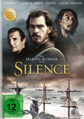 """Das DVD-Cover von """"Silence"""" (© Concorde Home Entertainment)"""