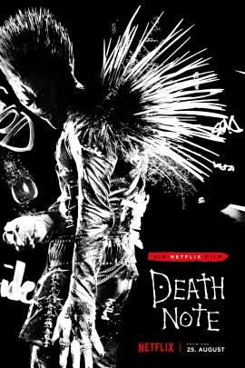 """Das Hauptplakat von """"Death Note"""" (© Netflix)"""