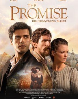 """Das Hauptplakat von """"The Promise"""" (© Capelight Pictures)"""