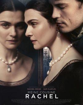 """Das Hauptplakat zu """"Meine Cousine Rachel"""" (© Twentieth Century Fox)"""