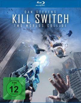 """Das Blu-ray-Cover von """"Kill Switch"""" (© Universum Film/Square One)"""