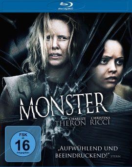 """Das Blu-ray-Cover von """"Monster"""" (© Universum Film)"""