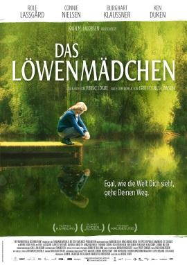 """Das Hauptplakat von """"Das Löwenmädchen"""" (© NFP)"""