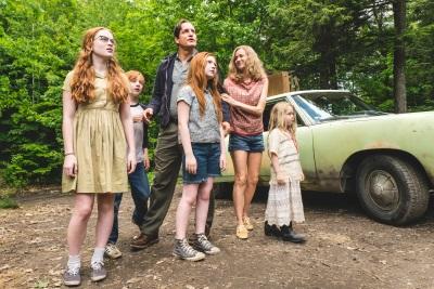 Familie Walls wagt wieder einmal einen Neuanfang (© StudioCanal)