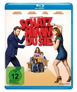 """Das Blu-ray-Cover von """"Schatz, nimm Du sie!"""" (© EuroVideo)"""