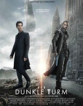 """Das Hauptplakat von """"Der dunkle Turm"""" (© Sony Pictures Germany)"""