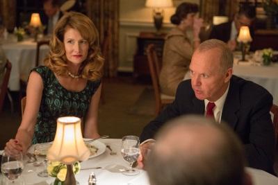 Ray und seine Frau bei den Kundenakquise (© Splendid FIlm)