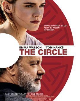"""Das Hauptplakat von """"The Circle"""" (© Universum Film)"""