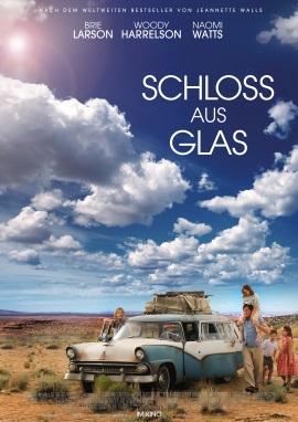 """Das Hauptplakat von """"Schloss aus Glas"""" (© StudioCanal)"""