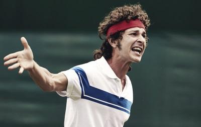 Mal wieder muss ein Schiedsrichter den Zorn von John McEnroe ertragen (© Universum Film)