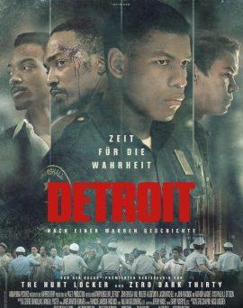 """Das Hauptplakat von """"Detroit"""" (© Concorde Film)"""