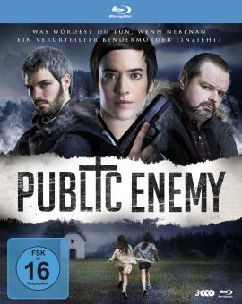 """Das Blu-ray-Cover der ersten Staffel von """"Public Enemy"""" (© Polyband)"""