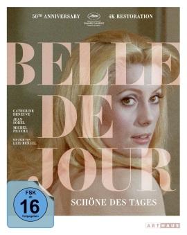 "Das Blu-ray-Cover von ""Belle de Jour"" (© StudioCanal)"