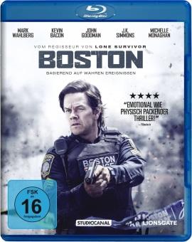 """Das Blu-ray-Cover von """"Boston"""" (© StudioCanal)"""