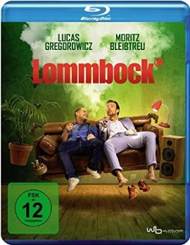"Das Blu-ray-Cover von ""Lommbock"" (© Wild Bunch Germany)"