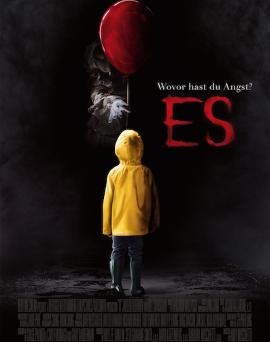 """Das Plakat von """"ES"""" (© Warner Bros Pictures)"""