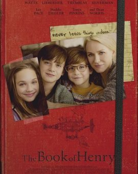 """Das Plakat von """"The Book of Henry"""" (© Universal Pictures Germany)"""