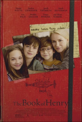 "Das Plakat von ""The Book of Henry"" (© Universal Pictures Germany)"