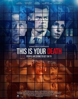 "Das Plakat von ""This Is Your Death"" (© Octane Entertainment"