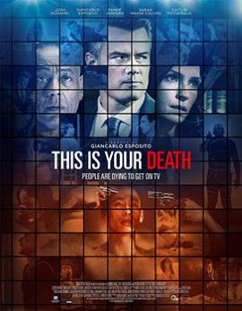 """Das Plakat von """"This Is Your Death"""" (© Octane Entertainment"""