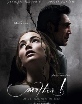 """Das Plakat von """"mother!"""" (© Paramount Pictures Germany)"""