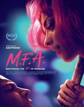"""Das internationale Plakat zu """"M. F. A."""" (© Meteor Film)"""