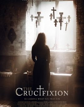 "Das originale Poster von ""The Crucifixion"" (© DeAPlaneta)"