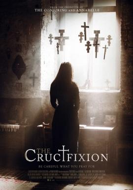 """Das originale Poster von """"The Crucifixion"""" (© DeAPlaneta)"""