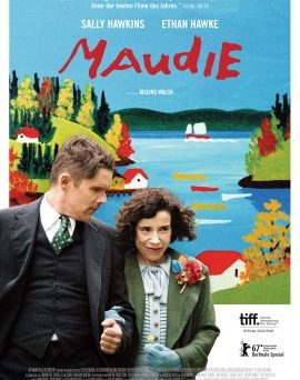 """Das Plakat von """"Maudie"""" (© NFP)"""
