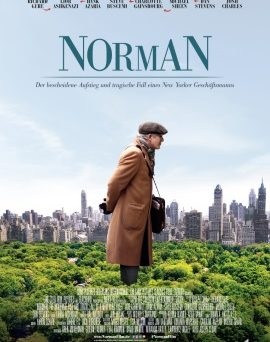 "Das Hauptplakat von ""Norman"" (© Sony Pictures Germany)"
