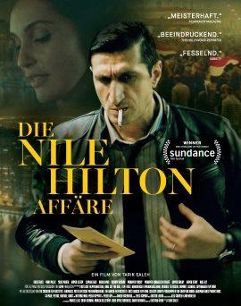 """Das Plakat von """"Die Nile Hilton Affäre"""" (© Port au Prince Pictures)"""