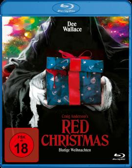 """Das Blu-ray-Cover von """"Red Christmas"""" (© Schröder Media)"""