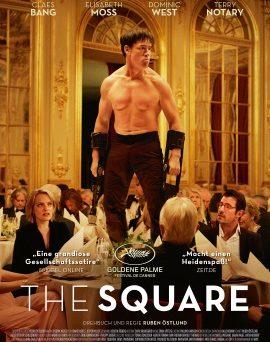 """Das Plakat von """"The Square"""""""